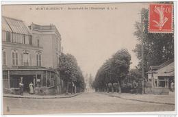 MONTMORENCY BOULEVARD DE L'ERMITAGE TBE - Montmorency