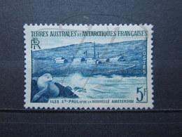 VEND BEAU TIMBRE DES T.A.A.F. N° 4 , XX !!! - Terres Australes Et Antarctiques Françaises (TAAF)