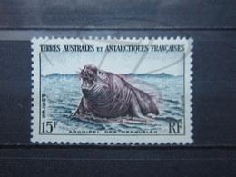 VEND BEAU TIMBRE DES T.A.A.F. N° 7 , XX !!! - Terres Australes Et Antarctiques Françaises (TAAF)