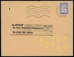 1965, Frankreich, Brief - Frankreich