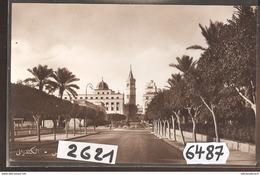 6487 AK/PC/CARTE PHOTO 2621 / TRIPOLI / LA CATTEDRALE - Libia