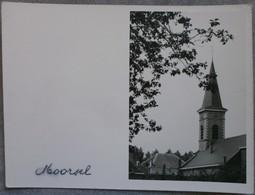 Moorsel. Kerk. Originele Foto. - Boten