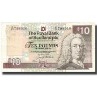 Billet, Scotland, 10 Pounds, 1994, 1994-03-23, KM:353a, TTB - [ 3] Escocia