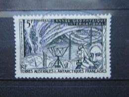 VEND BEAU TIMBRE DES T.A.A.F. N° 8 , XX !!! - Terres Australes Et Antarctiques Françaises (TAAF)