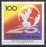 DEUTSCHLAND 1991 Mi-Nr. 1495 ** MNH - [7] Repubblica Federale