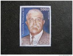 Polynésie: TB  N° 834 , Neuf XX. - Neufs