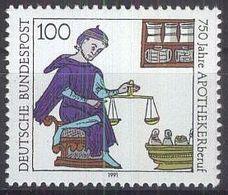 DEUTSCHLAND 1991 Mi-Nr. 1490 ** MNH - [7] Repubblica Federale