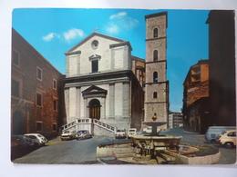 """Cartolina Viaggiata """"POTENZA  Cattedrale"""" 1975 - Potenza"""