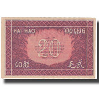 Billet, FRENCH INDO-CHINA, 20 Cents, Undated (1942), KM:90, NEUF - Indochine