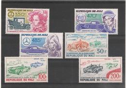 MALI Voitures Anciennes  Années 1973-1984 P.A.  N° Y/T : 179/181** Et 495/97** Côte : 20,00 € - Mali (1959-...)