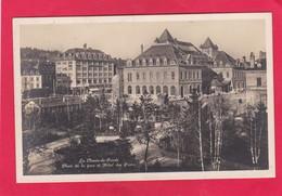 Old Post Card Of La Chaux-de-Fonds, Neuchâtel, Switzerland,J34. - NE Neuchâtel