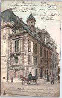75004 PARIS - Vue De L'hotel Fleubet - Arrondissement: 04