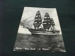 NAVE SHIP VELIERO 1° PIANO NAVE SCUOLA A. VESPUCCI LIVORNO - Segelboote