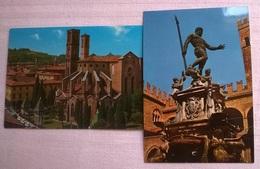 2 CARTOLINE DI BOLOGNA (142) - Bologna