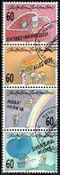 Liechtenstein  Mi. Nr. 1111-1114  Gestempelt (5375) - Liechtenstein