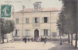 Herblay. La Mairie - Herblay
