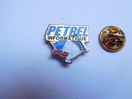 Beau Pin's , Petrel Informatique - Computers