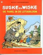 Suske En Wiske - De Parel In De Lotusbloem (1ste Druk Heruitgave) 1988 - Suske & Wiske