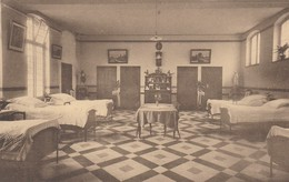 MUNSTER BILSEN , Munsterbilzen ,Institut Saint Joseph , Un Dortoir , Een Slaapzaal - Bilzen