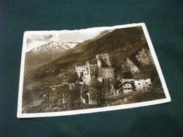 CASTELLO CASTLE DIE BURG CHATEAU CASTEL FONTANA MERANO ALTO ADIGE SCIUPATA BORDO IN ALTO - Castelli