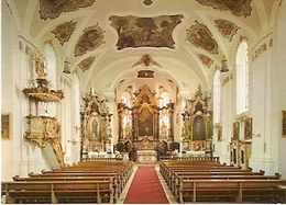 Oberviechtach - Katholische Stadtpfarrkirche (401) - Schwandorf
