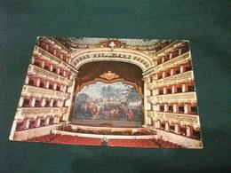 TEATRO THEATRE THEATER  THEATRES S. CARLO  NAPOLI CAMPANIA - Teatro