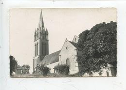 Cully (Calvados) L'église (cp N°1 Elde) - France