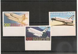 MALI   Année 1981 P.A  N° Y/T : 479/481**  Non Dentelés - Mali (1959-...)