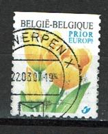 Gele Tulp Uit 2003, Boven Ongetand (OBP 3223 ) - Belgique