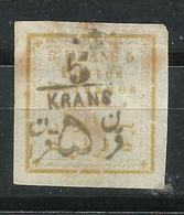 Irán. Reino De Persia. 1902. Chai (s) Y Kran (s) En Mayúculas. - Irán