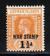 Caimans 1919 Yvert 54 ** TB - Iles Caïmans
