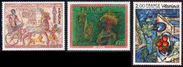 France 1976 Yvert 1899 / 1901 ** TB - France
