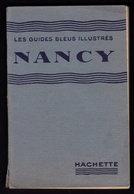 NANCY - Publicité Pubblicità FOLDER BROCHURE GUIDE (see Sales Conditions) - Dépliants Turistici