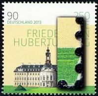 2985I Hubertusburg Marke Mit GERADER Nummer ** - BRD