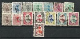 Irán. Reino De Persia. 1933-34. Riza Pahlavi - Irán