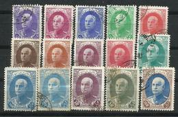Irán. Reino De Persia. 1936-37. Riza Pahlavi - Irán