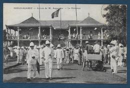 DIEGO SUAREZ - Arrivée De M. Augagneur - La Résidence - Madagascar