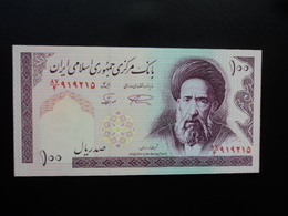 IRAN : 100 RIALS   ND   P 140a     NEUF - Iran