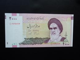IRAN : 2000 RIALS   ND   P 144a *     NEUF - Iran
