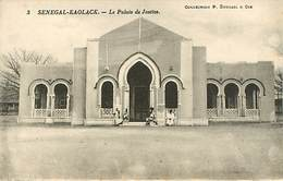 Senegal Kaolack Le Palais De Justice - Senegal