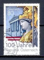 OOSTENRIJK  (CWEU 110) - 1945-.... 2ème République