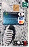 Télécarte Hongrie MasterCard Bank Banque   Phonecard  (G 579) - Hongrie