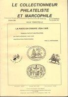 Peyrachon / CLEPM : La Poste En Ethiopie 1894-1908 87 P 1996 ( RARE -RARE ) - Autres