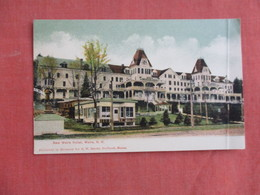 New Weirs Hotel  Weirs-- Has Right Side Border Crease  New Hampshire >  Ref 3100 - United States
