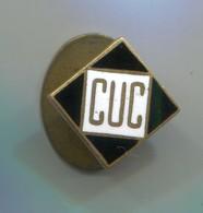 CUC / France - Vintage Pin, Badge, Abzeichen, Enamel, Button Hole - Associations