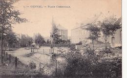 Genval: Place Communal. - Rixensart
