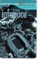 Rare Carte Infocarte Prépayée Privée Monaco Telecom Card -  Neuve Nous Blister - 1000 Ex (G 581) - Monaco