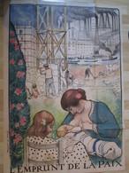 AFFICHE DE GUERRE  14-18 - 1914-18