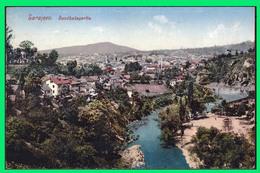 BOSNIA  BENTBAŠA  PARTIE SARAJEVO  FELDPOST  OLD POSTCARD 1914 - Bosnie-Herzegovine