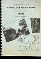 Stopin : La Poste En Milieu Rural Dans Le Nord  ( 1830-1911)  140p RARE RARE - Autres
